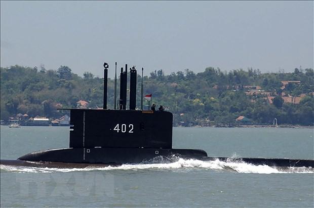 Tàu ngầm KRI Nanggala 402. Ảnh: AFP/TTXVN