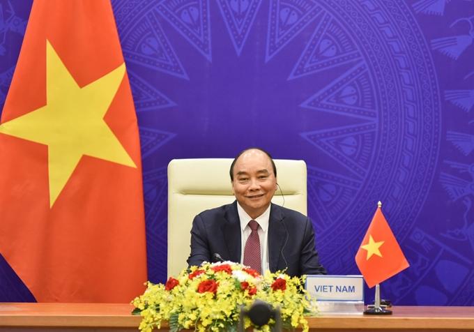 Chủ tịch nước Nguyễn Xuân Phúc tham dự Phiên khai mạc