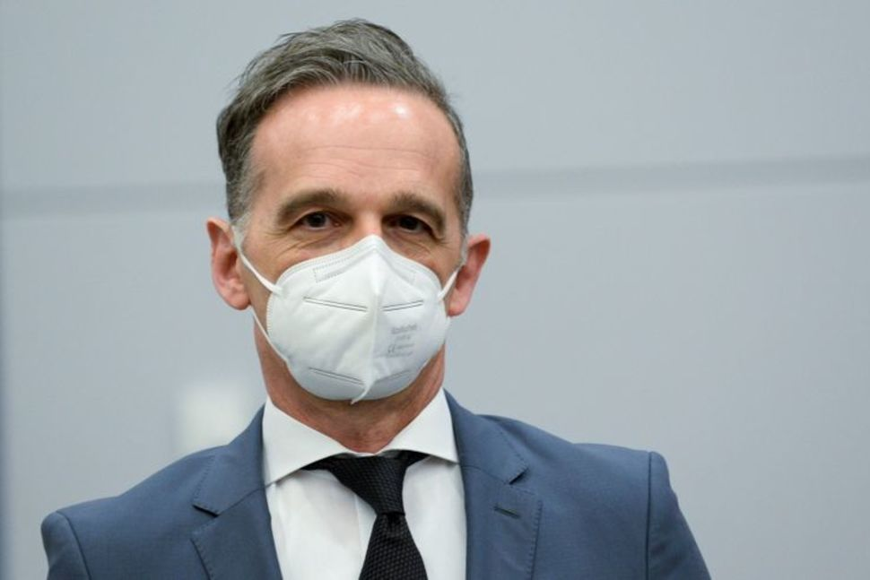 Ngoại trưởng Đức Heiko Maas. Ảnh: Reuters