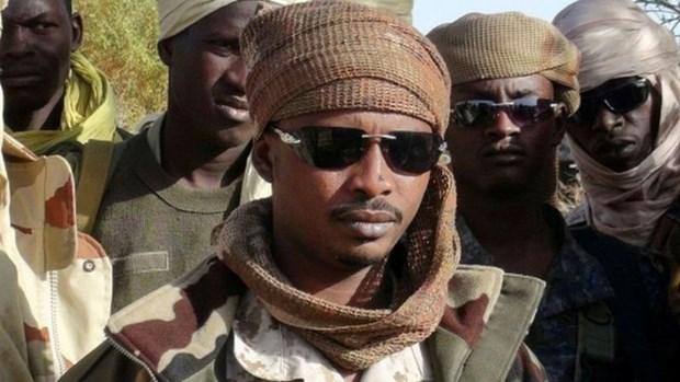 Tướng Mahamat Idriss Deby. (Nguồn: Reuters)