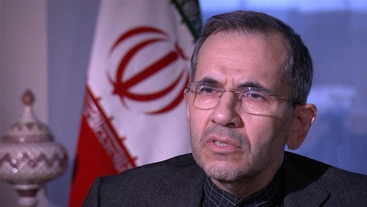 Đại sứ Iran tại Liên hợp quốc Majid Takht Ravanchi. Ảnh: AsiaTimes