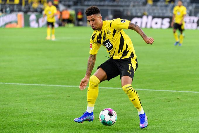 Sancho có thể rời Dortmund hè này