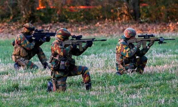 """Theo quan chức cấp cao của EU, lực lượng phản ứng nhanh có thể trở thành """"hạt nhân"""" cho lực lượng khác trong tương lai. (Nguồn: reuters.com)"""