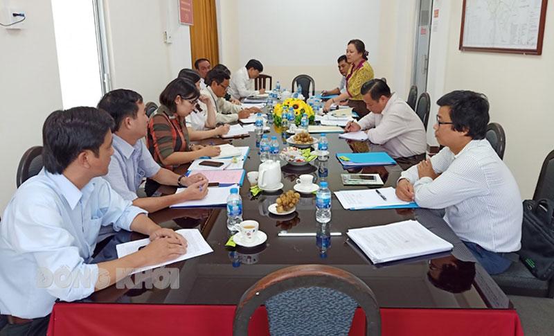 Tăng cường công tác thanh tra, kiểm tra đối với tất cả các lĩnh vực quản lý nhà nước.
