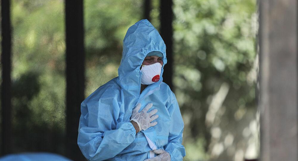 Bệnh nấm Mucormycosis bùng phát trở lại tại Ấn Độ trong làn sóng dịch COVID-19 thứ 2. Ảnh: AP