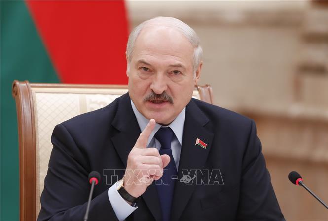 Tổng thống Belarus Alexander Lukashenko. Ảnh: AFP/TTXVN