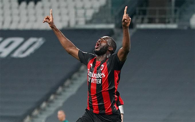 Tomori ấn định chiến thắng cho AC Milan