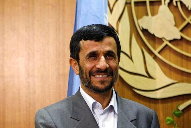 Ông Mahmoud Ahmadinejad. (Nguồn: Reuters)