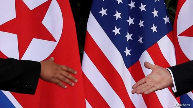 """Triều Tiên cho biết họ """"nhận được rất nhiều"""" lời đề nghị từ Washington. (Nguồn: voanews.com)"""