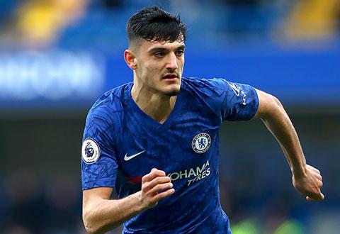 Chelsea nhiều khả năng lại cho Armando Broja đi tu nghiệp
