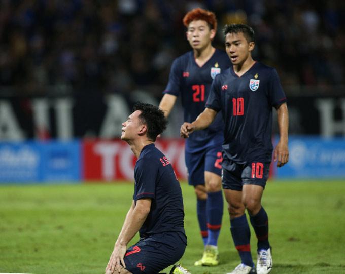 Supachok muốn Thái Lan thắng tuyệt đối ở các trận còn lại của vòng loại World Cup 2022
