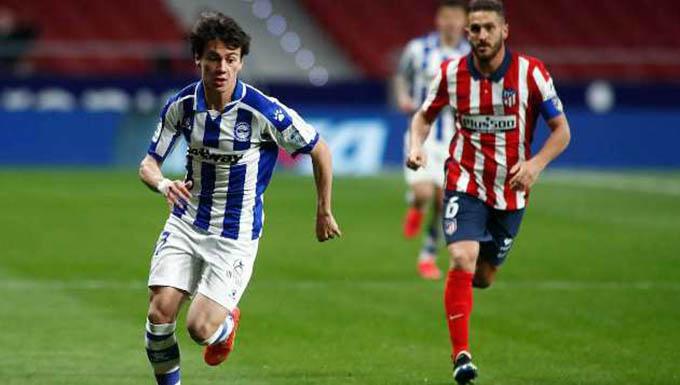 Pellistri nhiều khả năng sẽ ở lại Tây Ban Nha