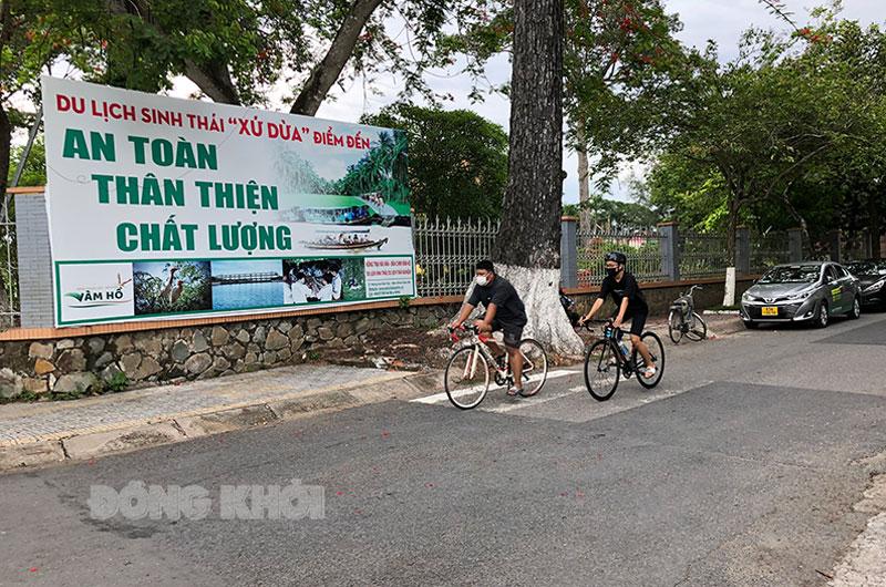 """Tăng cường quảng bá du lịch sinh thái xứ Dừa: Điểm đến """"An toàn - Thân thiện - Chất lượng""""."""
