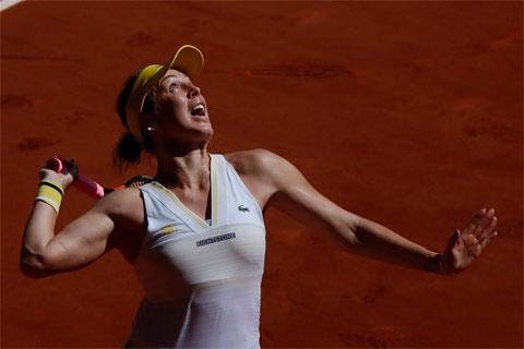 Anastasia Pavlyuchenkova hiện có 12 danh hiệu WTA đơn nữ
