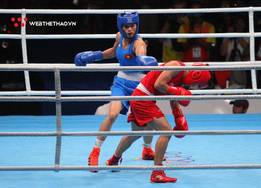 Nguyễn Thị Tâm giành vé vào Olympic đầy bất ngờ.