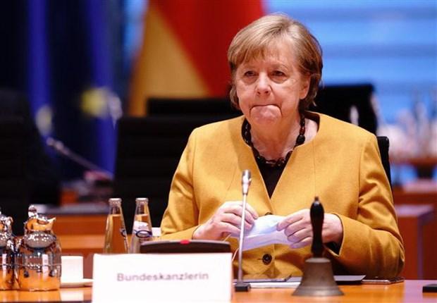 Thủ tướng Đức Angela Merkel. Ảnh: AFP/TTXVN