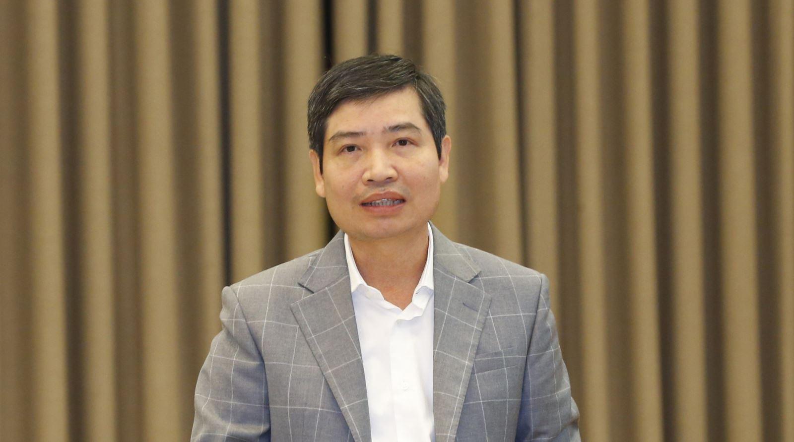 Thứ trưởng Bộ Tài chính Tạ Anh Tuấn. Ảnh: Doãn Tấn/TTXVN