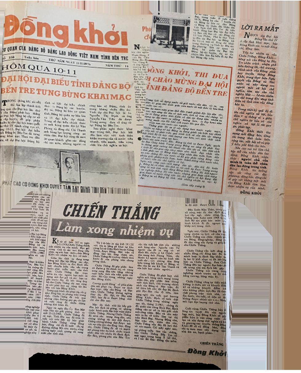 Báo chí cách mạng Bến Tre từ truyền thống đến hiện đại