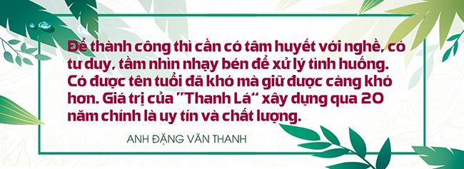 """""""Thanh lá"""""""