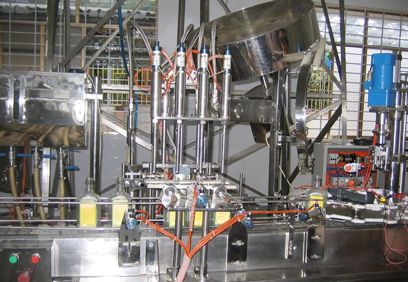 Hệ thống dây chuyền công nghệ sản xuất của Công ty TNHH Kinh doanh xuất nhập khẩu tổng hợp và dịch vụ Fataco Bến Tre. Ảnh: C. Thọ
