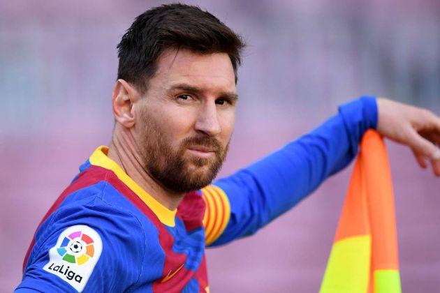 Messi đã đồng ý ký hợp đồng 5 năm với Barca