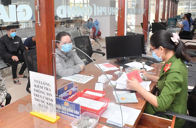 Trung tâm phục vụ hành chính công tỉnh tạm dừng tiếp nhận hồ sơ trực tiếp.