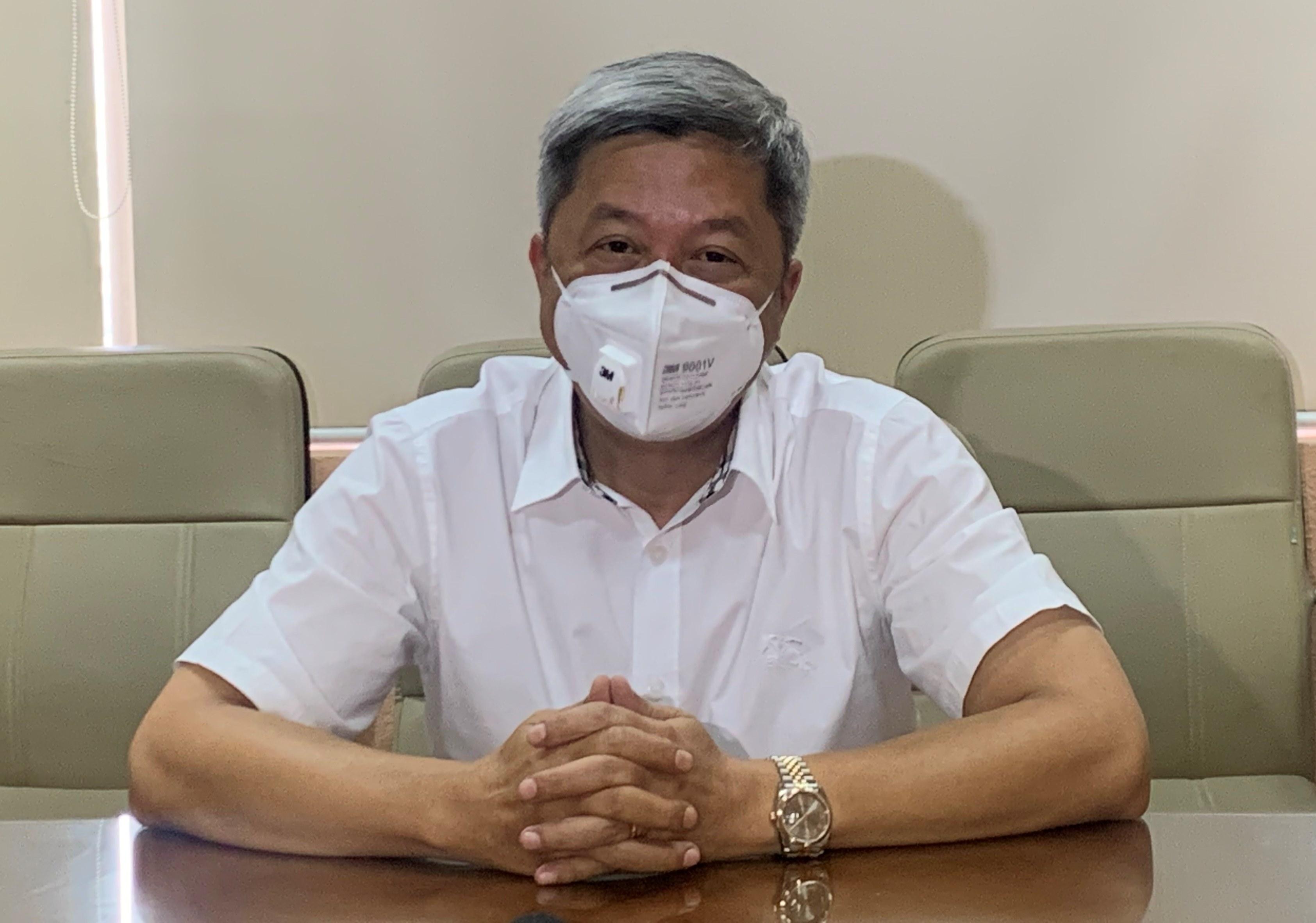 Thứ trưởng Nguyễn Trường Sơn. Ảnh: VGP/Thúy Hà
