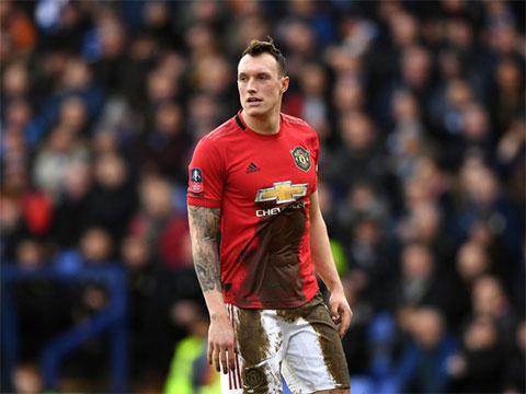 West Ham quan tâm đến Phil Jones