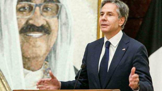Ngoại trưởng Antony Blinken. (Nguồn: AFP)