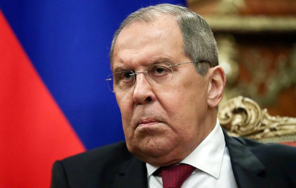 Ngoại trưởng Nga Sergey Lavrov. Ảnh: TASS