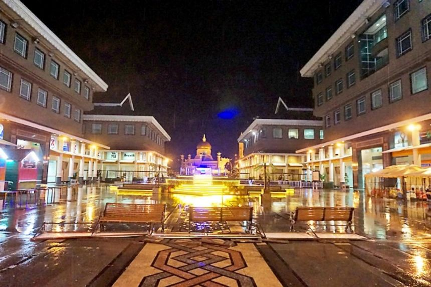 Brunei ghi nhận ca nhiễm mới vượt 100 trong 3 ngày liên tiếp, sau khi duy trì không ca nhiễm cộng đồng trong 457 ngày. Ảnh: BORNEO BULLETIN