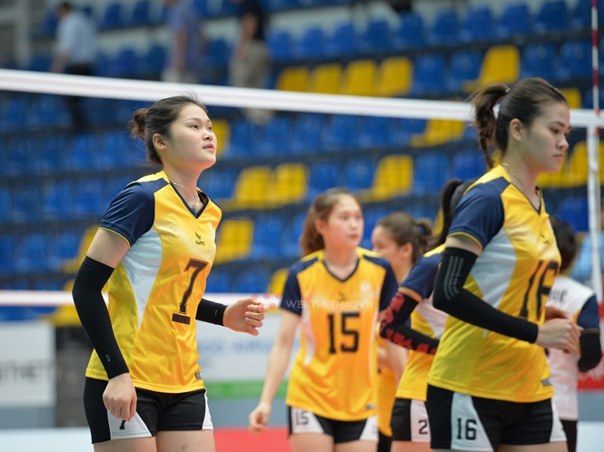 Bóng chuyền nữ Thái Bình đang có những dấu hiệu tích cực trước vòng 2 giải bóng chuyền VĐQG Bamboo Airways năm 2021
