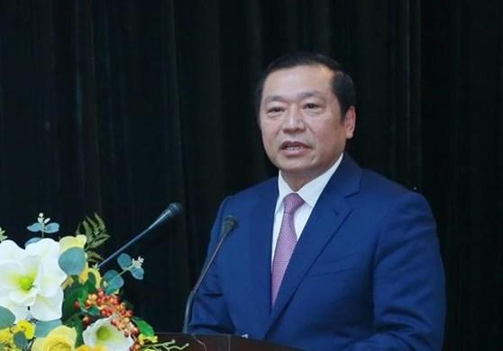 Bộ Chính trị điều động, phân công đồng chí Lại Xuân Môn giữ chức Phó Trưởng ban Tuyên giáo Trung ương.