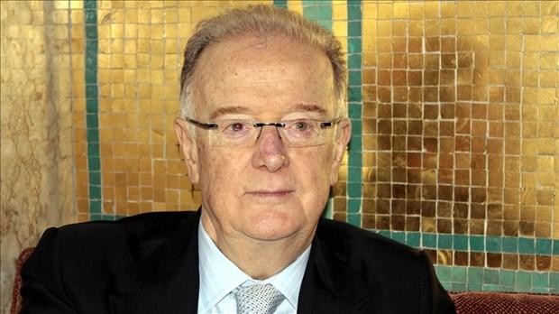 Cựu Tổng thống Bồ Đào Nha Jorge Sampaio. Nguồn: Anadolu Agency