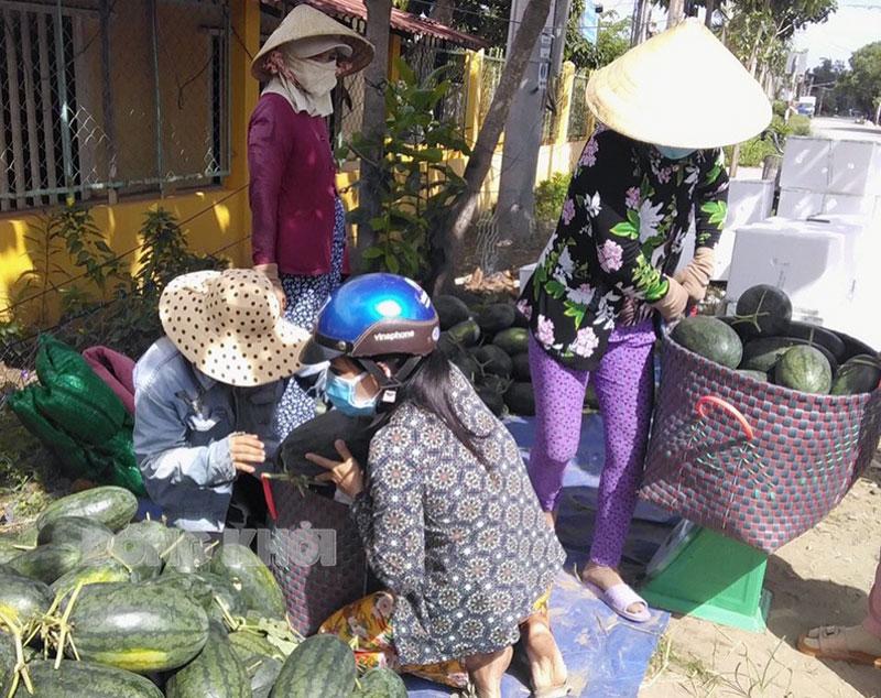 Thới Thuận đẩy mạnh kết nối và tiêu thụ hàng nông sản chủ lực của địa phương.