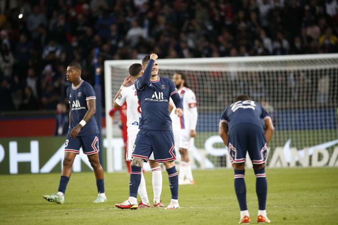 Icardi vào sân từ băng ghế dự bị và ghi bàn thắng quyết định cho PSG
