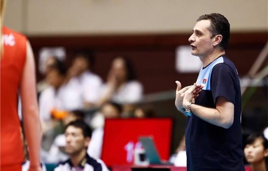 Ông Terzic giúp bóng chuyền nữ Serbia vô địch châu Âu 6 lần trong 8 năm gần nhất