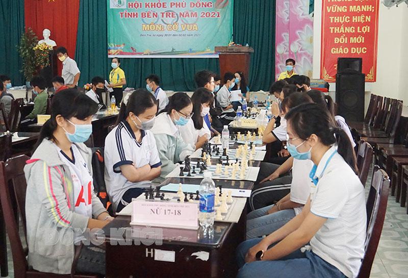Tổ chức thành công Hội khỏe Phù Đổng tỉnh năm 2021.