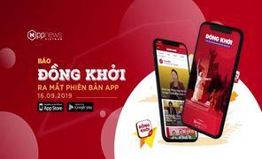 App Báo Đồng Khởi