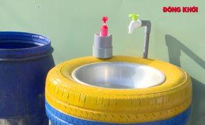 Hiệu quả các mô hình hướng dẫn rửa tay cho cộng đồng