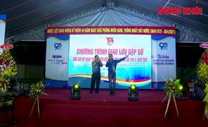Giao lưu gặp gỡ cựu cán bộ Đoàn Thanh niên Việt Nam phía Nam