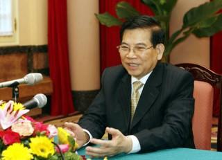 Chủ tịch nước Nguyễn Minh Triết: Thành tựu năm 2010 của chúng ta hết sức ấn tượng