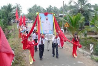 Sơn Phú đón nhận danh hiệu Xã Văn hóa