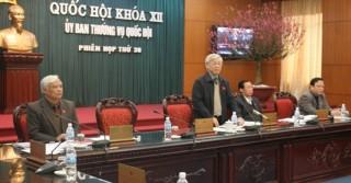 Ủy ban Thường vụ Quốc hội thông qua 2 Pháp lệnh