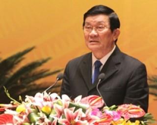 Công tác tổ chức phục vụ đóng góp vào thành công của Đại hội XI
