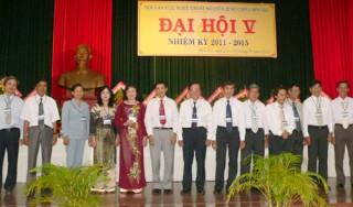 Hoàn thành Đại hội Hội Văn học Nghệ thuật Nguyễn Đình Chiểu nhiệm kỳ 2011-2015