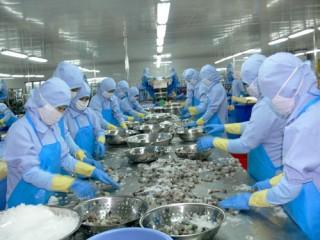 Ưu tiên phát triển công nghiệp chế biến dừa, thủy sản