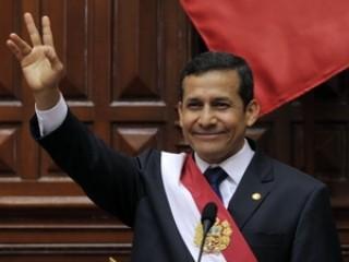Tổng thống đắc cử của Peru tuyên thệ nhậm chức