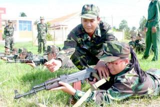 Trải nghiệm đời quân ngũ