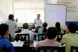 Tập huấn phân tích chuỗi giá trị
